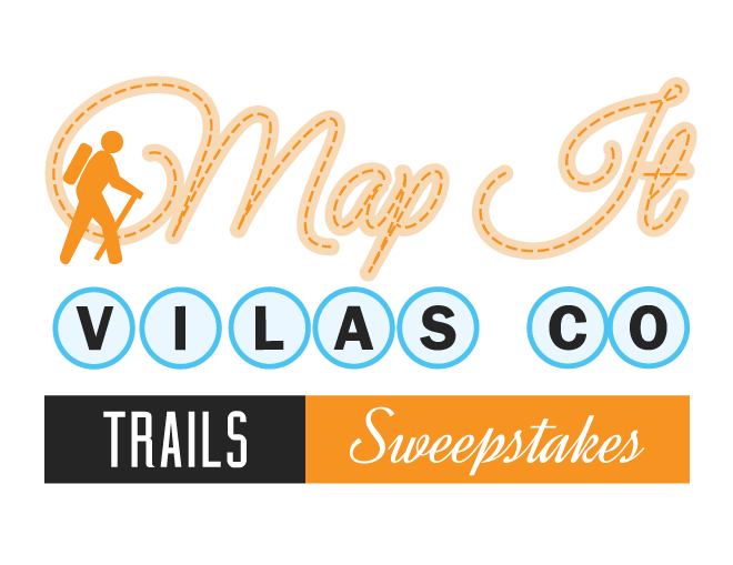 Map It Vilas County Trails Sweepstakes