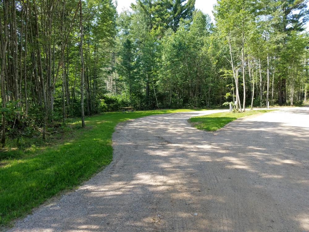 Torch Lake Campground and RV Park - Vilas County, Wisconsin