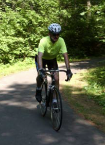 Biking the Trails in Vilas County