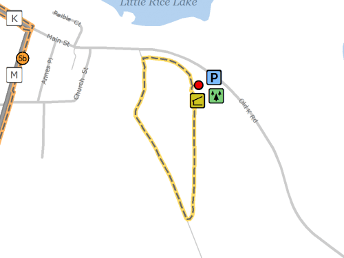Winter Park map