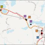 Map - Heart Of Vilas County Sayner