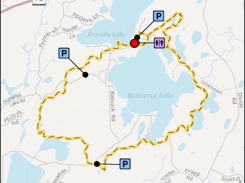 Hidden Lakes Trail