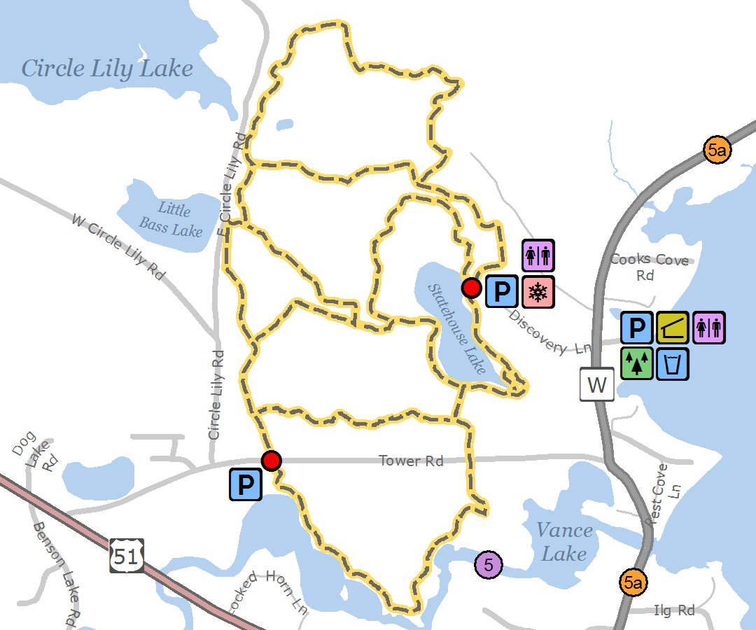 North-Lakeland-Discovery-Center-Trails