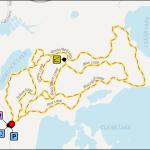 Map - Raven Trails