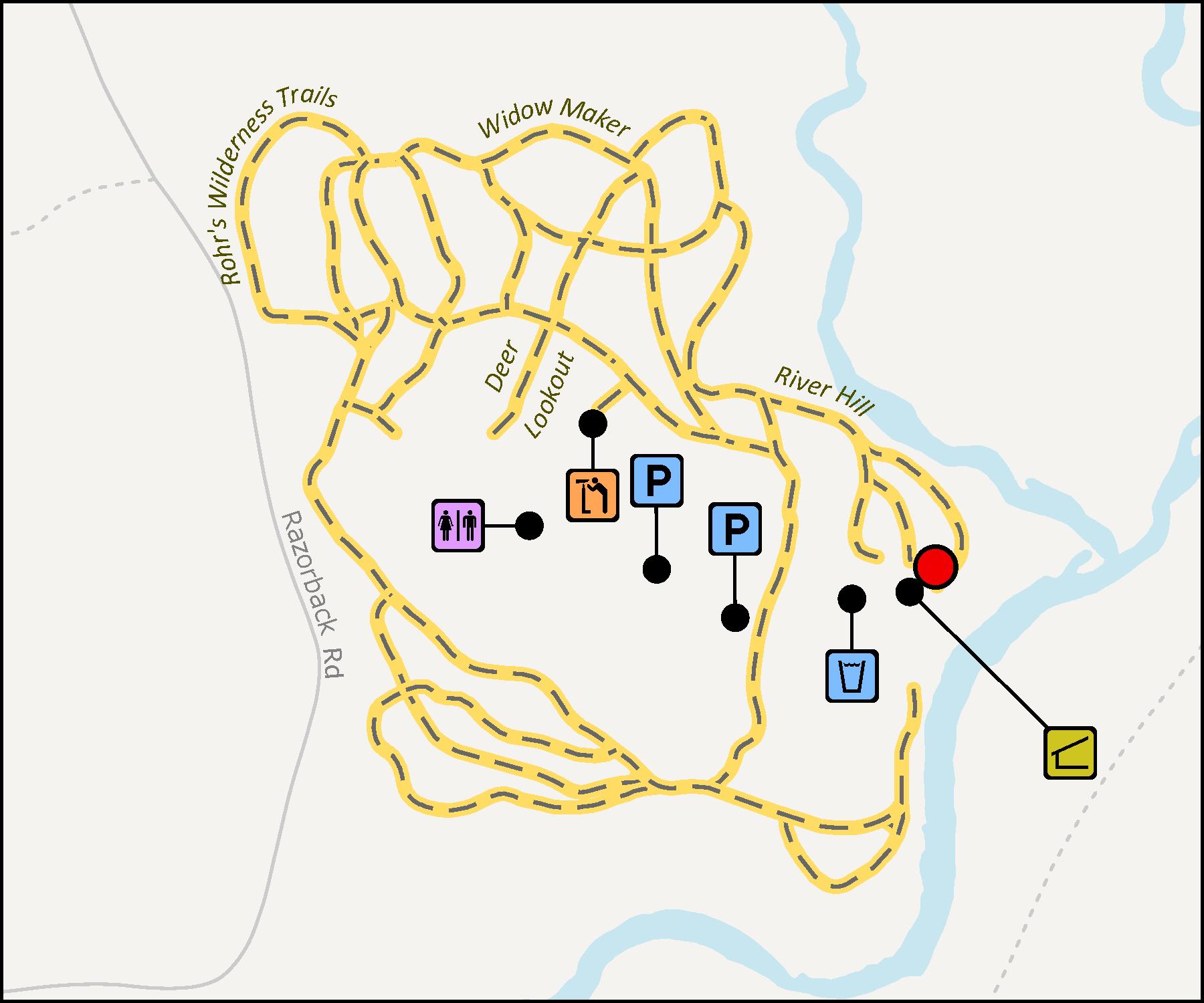 Rohr's Wilderness Trails