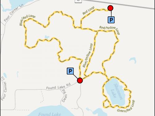 Shannon Lake Trail