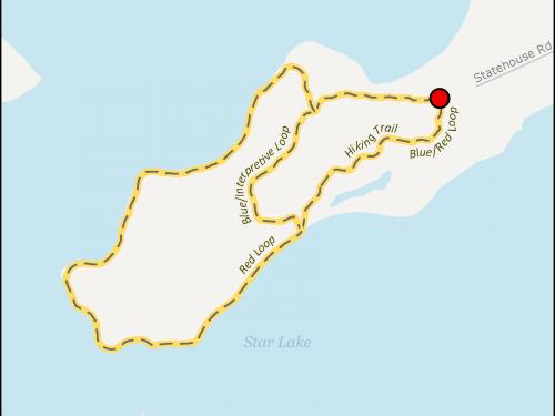 Star Lake Nature Trail