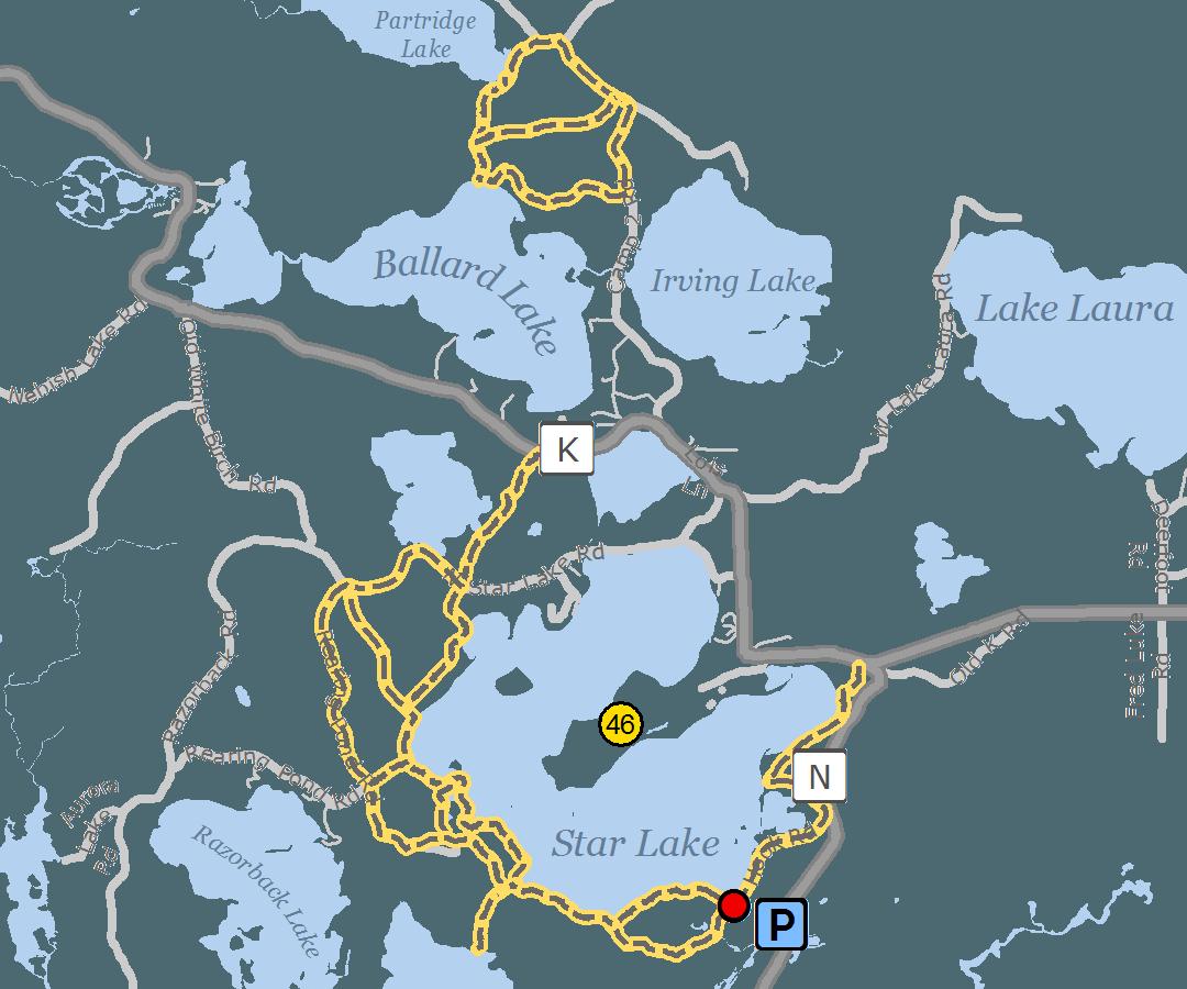 Trampers-Trails