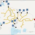Map - Deep Lake Trails