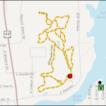 Map - Nordmarka Trails