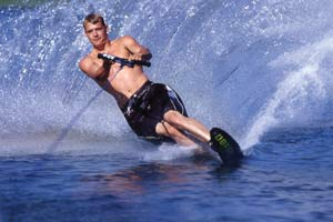Waterski in Vilas County