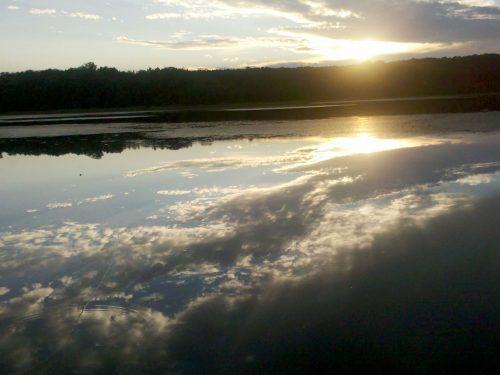 Lake in Phelps, WI