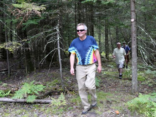 Summer Hiking in Vilas County