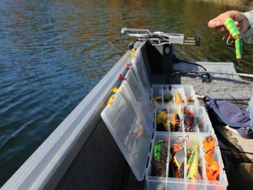 Fishing in Boulder