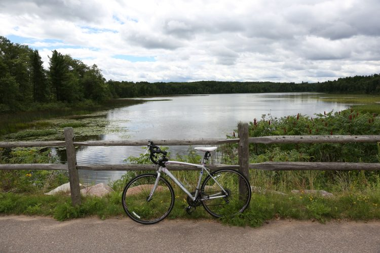 Heart of Vilas County Paved Bike Trail System