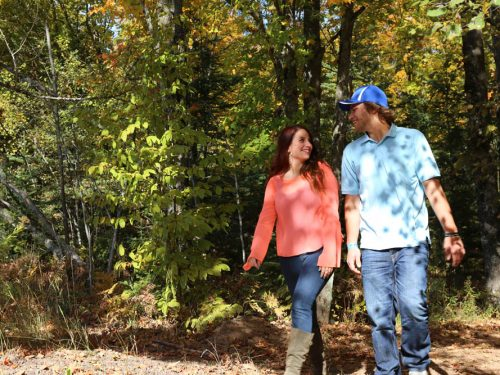 Vilas County 2015 Fall Video Shoot