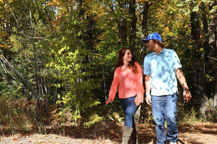Vilas County 2015 Fall Video Shoot