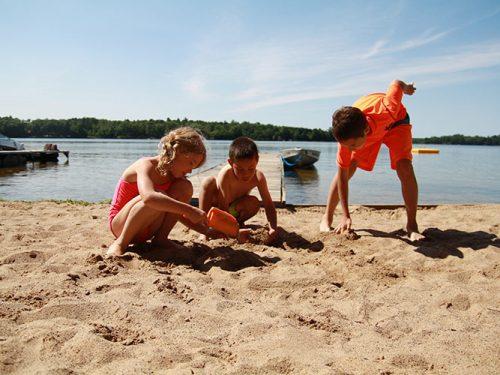 fun on the beaches this summer