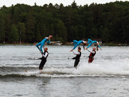 waterski show