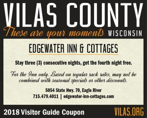 Edgewater Inn & Cottages coupon