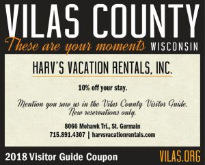 Harv's Vacation Rentals, Inc copuon