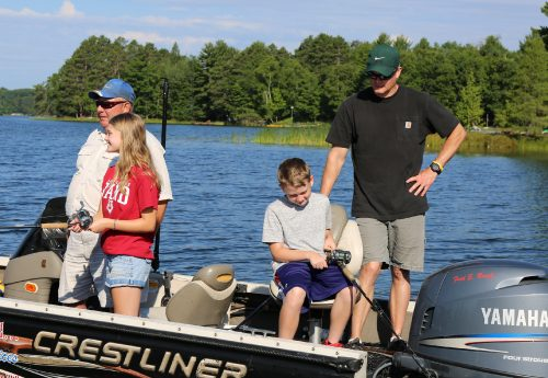 Vilas Family Fishing