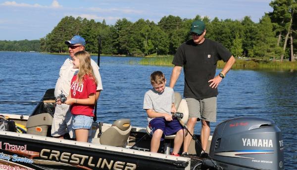 Vilas Family Fishing