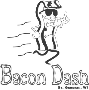 Logo Bacon Dash No Year