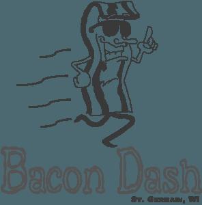 Logo Bacon Dash No Year
