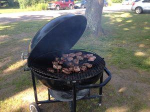 Fillet Steak in the Park