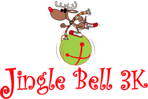 Jingle Bell 3k Logo No Year