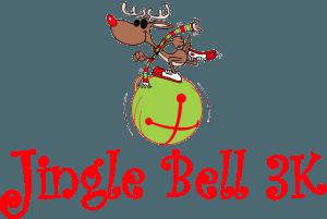 Jingle Bell 3k Logo No Year