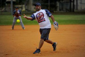 Softball Tournament Pitcher