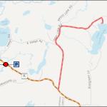 Map - Bear Lake Road