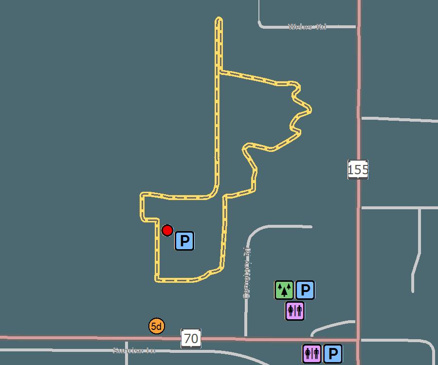 St Germain Fat Bike Loop