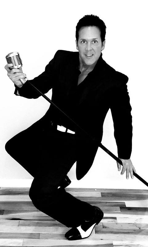 Clyde Masten Voice Of Elvis