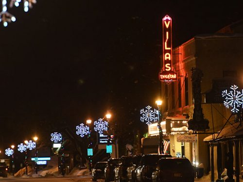 Downtown Vilas Theatre
