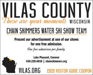 Chain Skimmers Water Ski Show Team