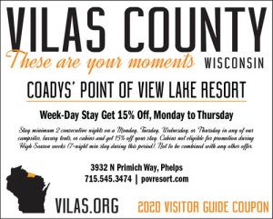 Coadys' Point of View Lake Resort