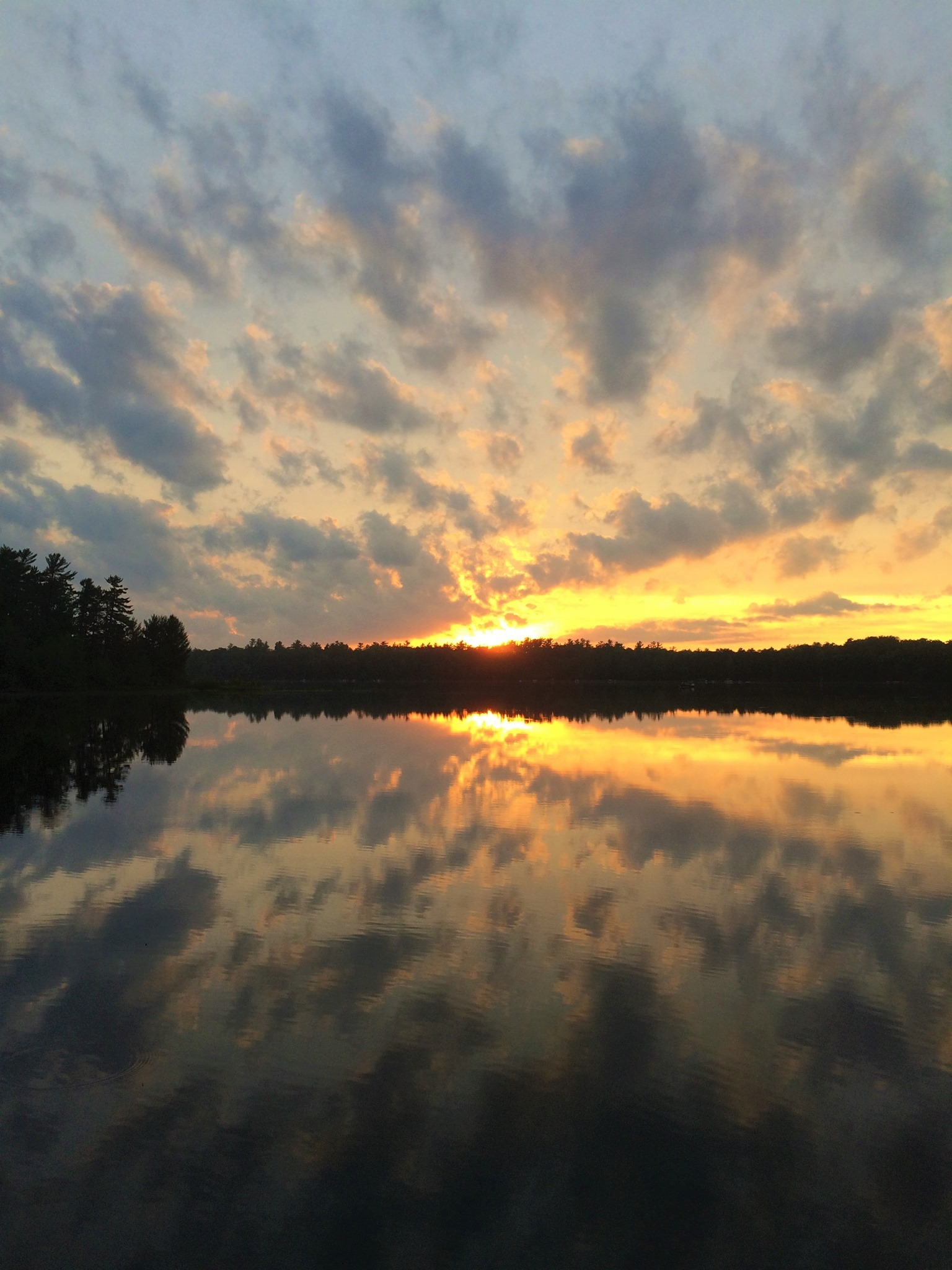 moon lake vilas county wi