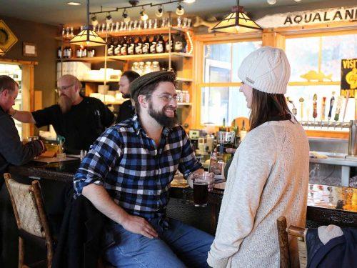 Aqualand Ale House, Boulder Junction, Wi