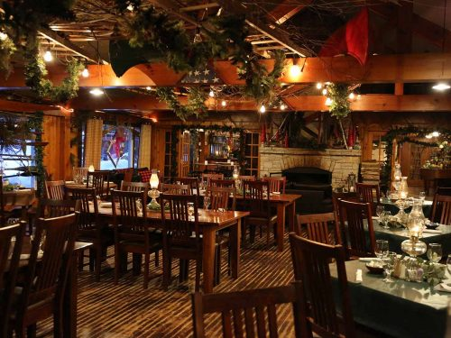 Eagle Waters Resort Offers A Classic Northwoods Experience In Ea