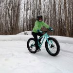 Fat Biking Winman Trail