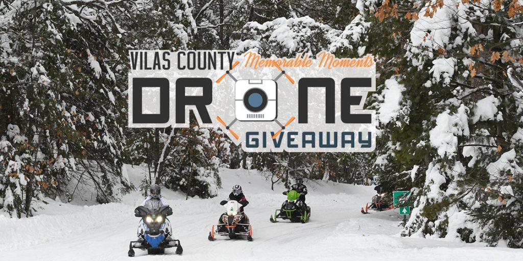 Win a drone to explore Vilas County