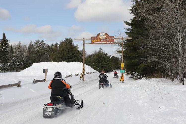 Northern Hornshoe Trails Snowmobile Club