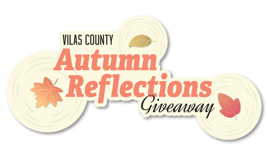 Vilas County Autumn Reflections Giveaway