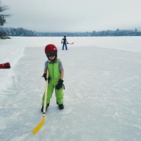 Winter Fun Hockey